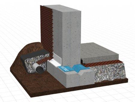 am nagement de locaux humides ou souplexe habillage murs humides. Black Bedroom Furniture Sets. Home Design Ideas